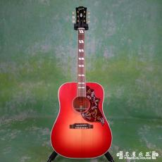 售罄 Gibson Hummingbird Custom Shop Red Spruce