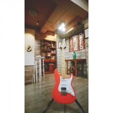 Suhr Classic Custom-Fiesta Red