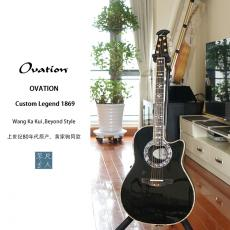 售出 Ovation Custom Legend 1869